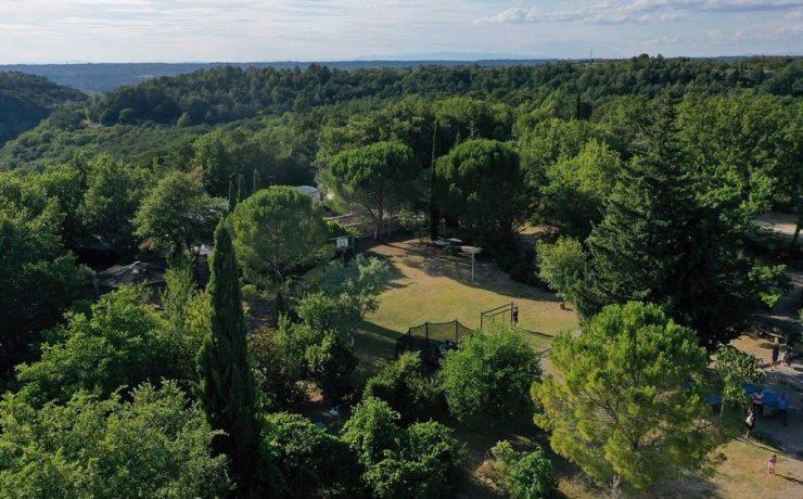 Zwembad van La Castillonderie in hartje Dordogne!