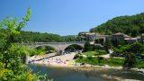 Balazuc in de Ardèche