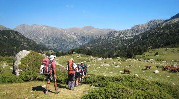 Bergwandelen in de Ariege