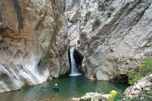Canyoning, Haut Alpes Provence
