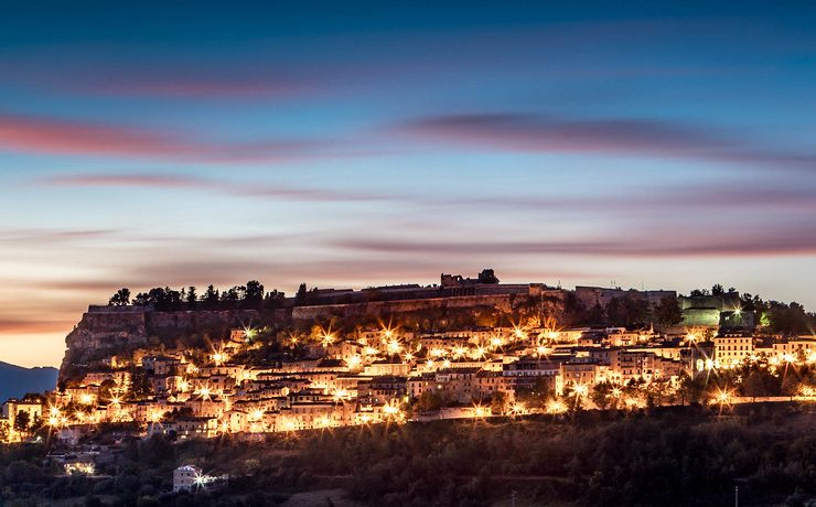 Civitella del Tronto, een bezoekje waard