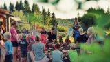La Chabanne, rustieke familiecamping