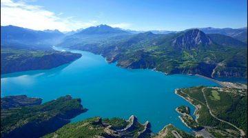 Lac Serre-Poncon