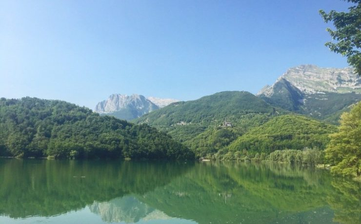 Lago di Trombacco, 35 min.