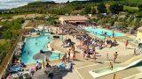 Het zwembad van Les Arches