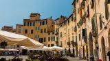 Gezellig rondslenteren in Lucca-Italy