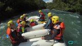 Rafting op 30 min.van Piandamora