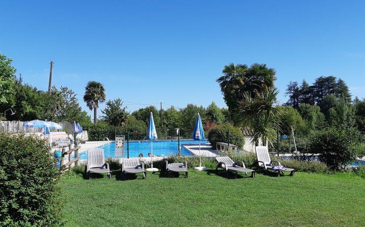 Relaxen aan het zwembad op Les Arches