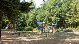 Speelplek voor de kleintjes Pian di Boccio