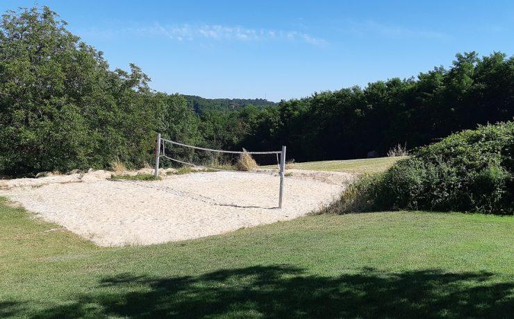 Sport en spel op Les Arches