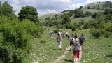 Wandelen in de omgeving van Pian d'Amora