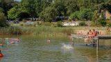 Waterpret op camping Lemeler Esch