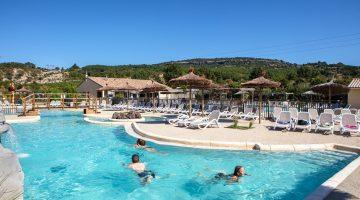 Zwembad met uitzicht Pian d'Amora