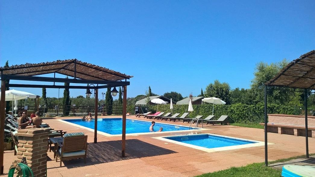 Nonnastella greencamp - Klein natuurlijk zwembad ...