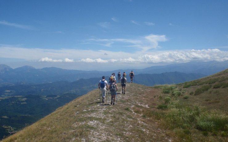 Monte Sibbilini in Le Marche