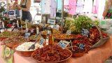 Provencaalse markt, Zuid Frankrijk