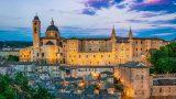 Urbino, nabij kleinschalige camping casa Aurora