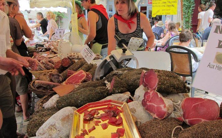 Gezellige markten, Frankrijk