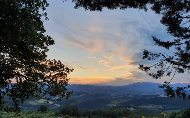 Glamping in de natuur, Luna del Monte, Umbrie, Toscane