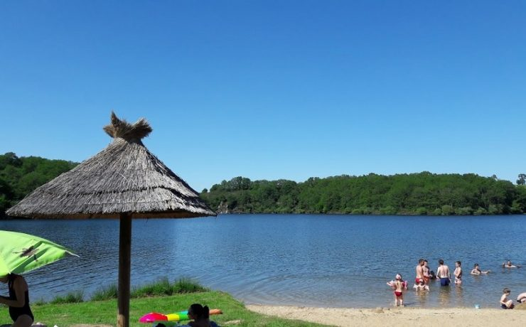 Wateractiviteiten, Lac Sidailles, Le CHant Hibou