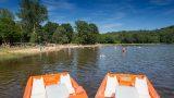 Lac St. Bonnet, Allier,