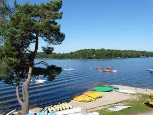 Bourgogne, Lac des Settons, 35 km