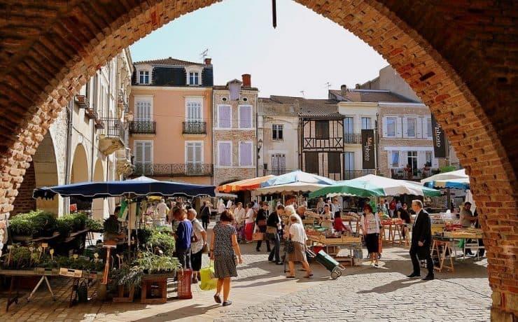 Dordogne, karakteristiek