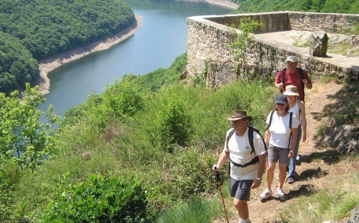 Dordogne, wandelroutes