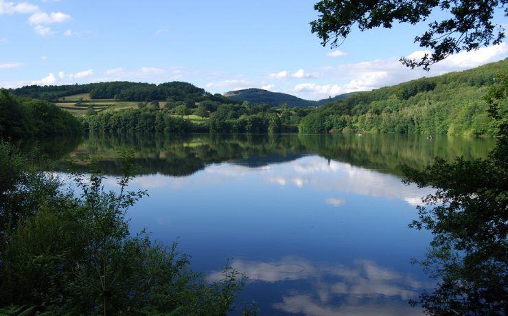 Lac-de-Panneciere, Morvan (25 km)