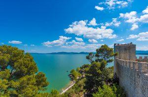 Lago di Trasimeno, Umbrie