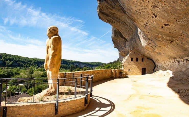 Les Eyzies Dodogne, hoofdstad van de prehistorie