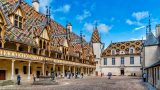 Must see, de de hospice in Beaune, Bourgondie
