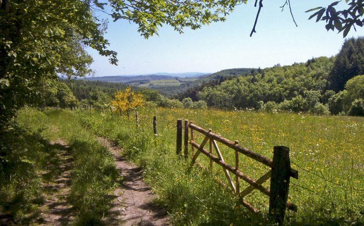 Prachtig wandelen Bourgondie
