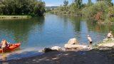 Jura sportieve vakanties. Wandelen, fietsen, kanovaren, MTB. Omgeving camping La Faz