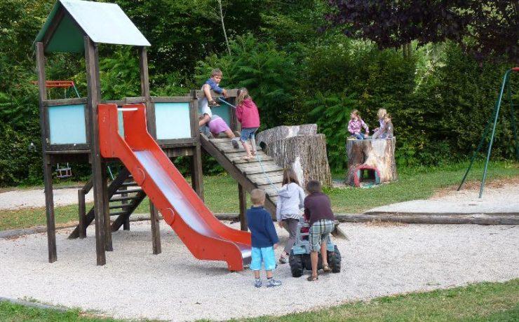La Faz, speeltuintje voor de kleinsten, Jura, Frankrijk