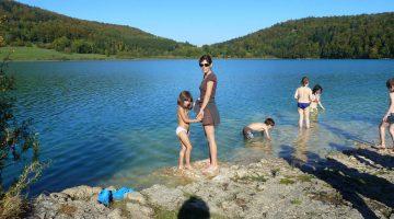 Vakantie in de Jura