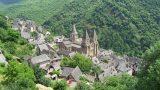 Conques, Auvergne, Moulin de Chaules