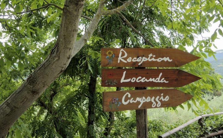 Welkom op camping camping La Prugnola, kleine natuurcamping gelegen in de Toscane