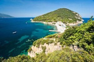 Toscaanse Archipel, glamping La Prugnola, Toscane