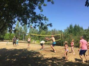 Camp Redon, sport en spel activiteiten
