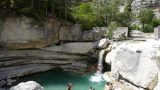 Waterpret waterval, Gorges de Meouge
