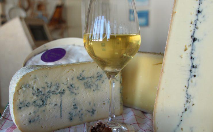 Kaas en wijn uit de Jura