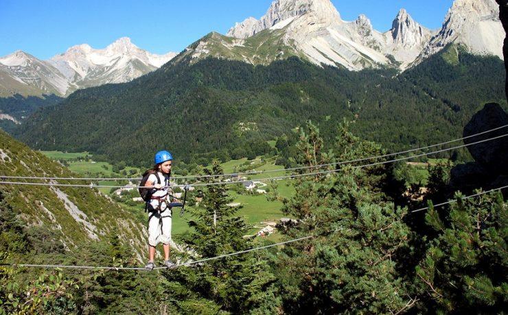 Outdoor for kids, Haut Alpes