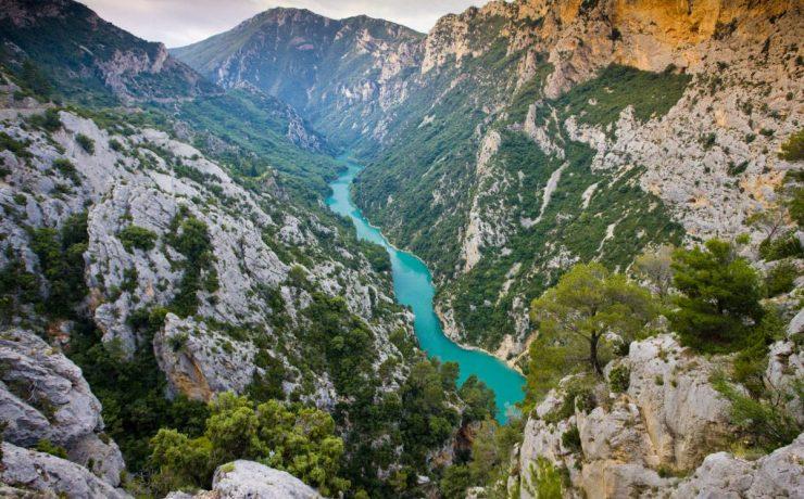 Route-des-cretes, Verdon (Provence)