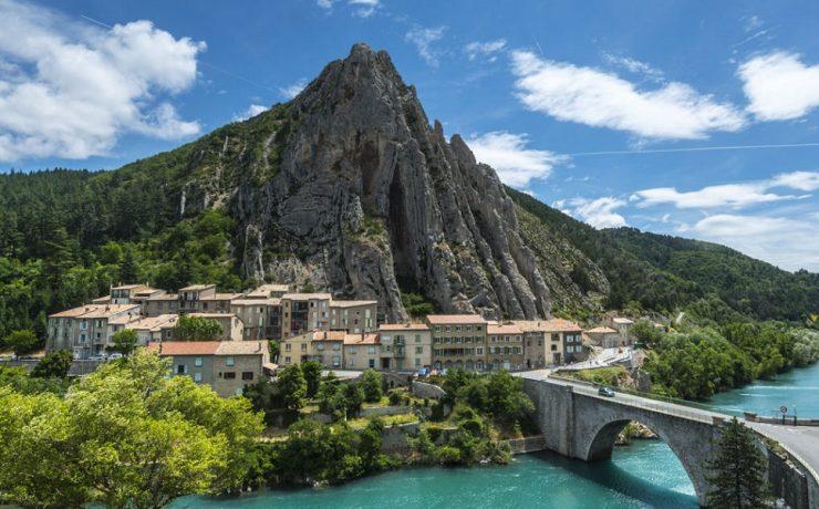 Sisteron, Provence