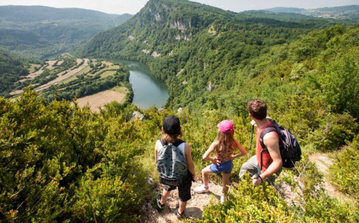 Wandelen in de Jura