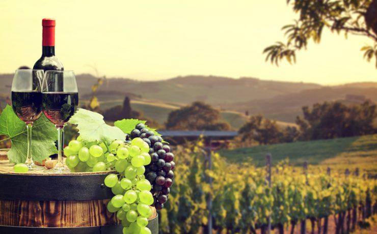 Wijn proeven langs de Strada del Sagrantino, Umbrie