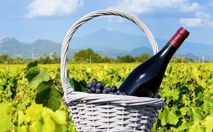 Wijn Drome-provencaal