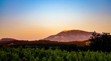 Glamping Mont Ventoux