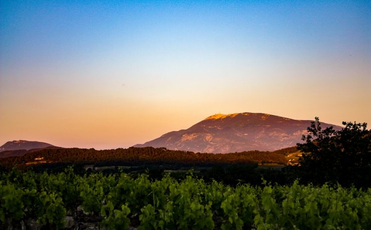 Glamping Mont Ventoux